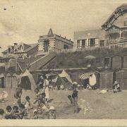 St-Gilles-sur-Vie, la plage et le casino.