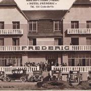 Sion-sur-l'Océan, hôtel Fréderic.
