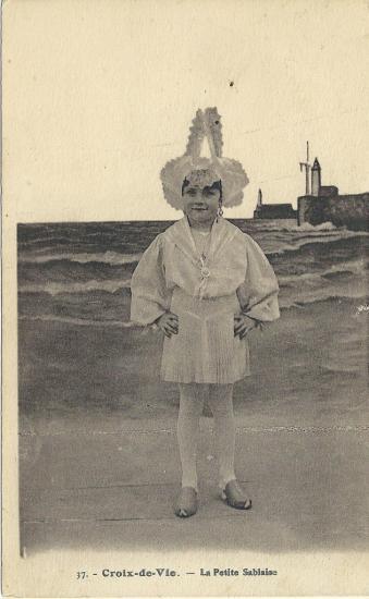 Croix-de-Vie, la petit sablaise.
