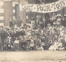 Saint-Gilles-sur-Vie, L'art pour tous, chalet Ste Odile.