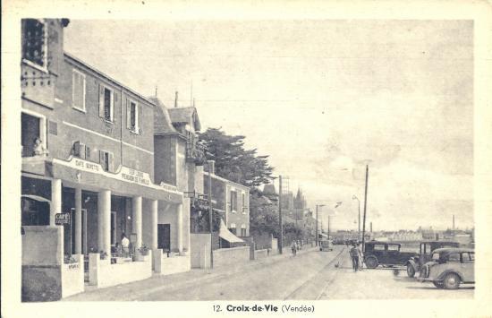 Croix-de-Vie, Hôtel Ker Louis.