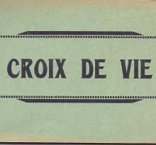 Carnet de 12 vues de Croix-de-Vie.