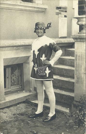 St-Gilles-Croix-de-Vie, un bal travesti