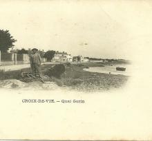 Croix-de-Vie, quai Gorin.
