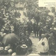 St-Gilles-Croix-de-Vie, pélerinage eucharistique de 1910.