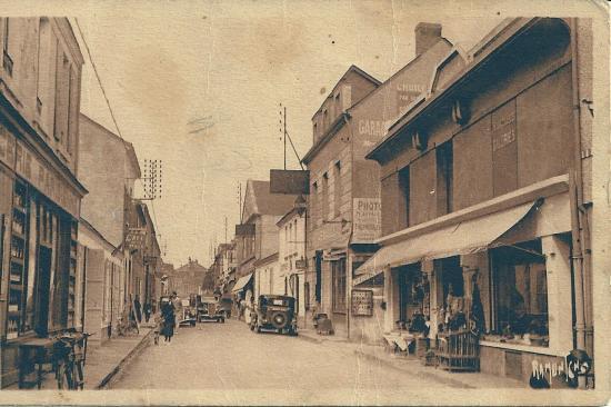 Croix-de-Vie, rue de la Paix.