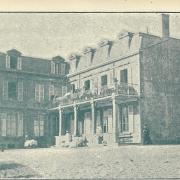 St-Gilles-sur-Vie, la villa Notre-Dame, côté de l'océan.