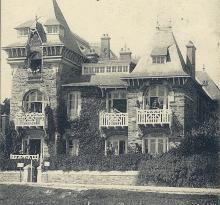 Croix-de-Vie, villa Ker Pill'Hours près de la plage.
