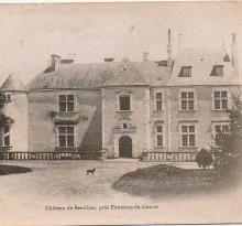 Fontenay-le-Comte, chateau de Beaulieu.