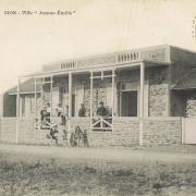 Sion, villa Jeanne-Emile.