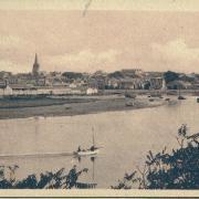 Croix-de-Vie, vue générale de St-Gilles.