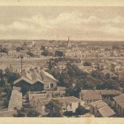 Croix-de-Vie, vue générale de St-Gilles-sur-Vie.