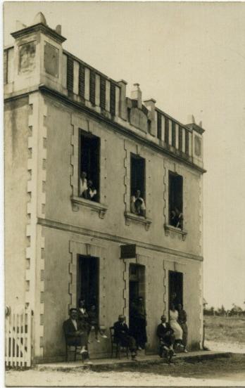 Sain t-Gilles-sur-Vie, villa Germaine.