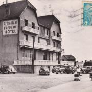 Sion, l'hôtel Frédéric.