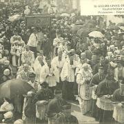 St-Gilles-sur-Vie, pélerinage eucharistique de 1910.