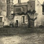 La Roche-sur-Yon, château de Laudairie.