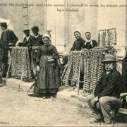Saint-Gilles-sur-Vie, la foire aux oignons.