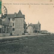 Croix-de-Vie, villas Josépha, Beauséjour, Ker Pilhours.