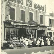 Croix-de-Vie, magasin Félix Potin.