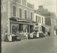 Croix-de-Vie, magasins Félix Potin.