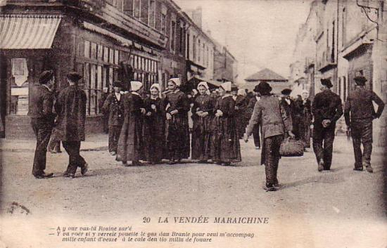 La Vendée maraichine.