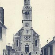 Croix-de-Vie, le clocher.