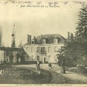 La Chapelle Thémer, château du Fougeroux.