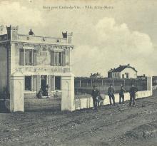 Sion près de Croix-de-Vie, villa Anne-Marie.
