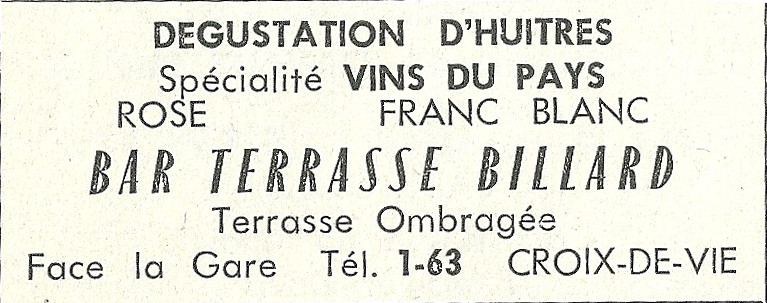 Bar Terrasse Billard