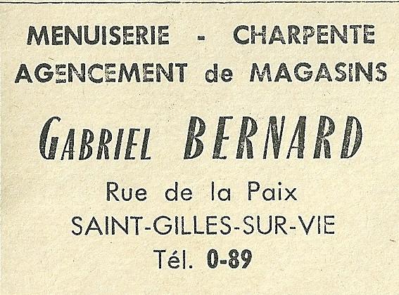 Bernard Gabriel