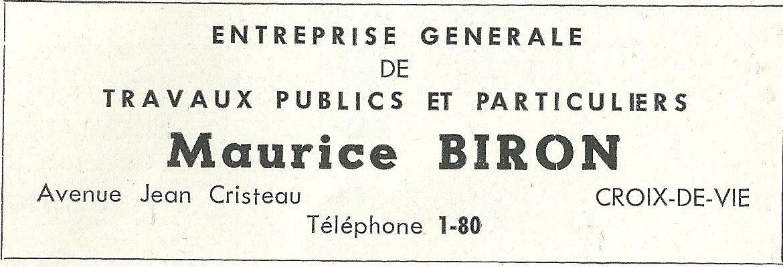 Biron Maurice