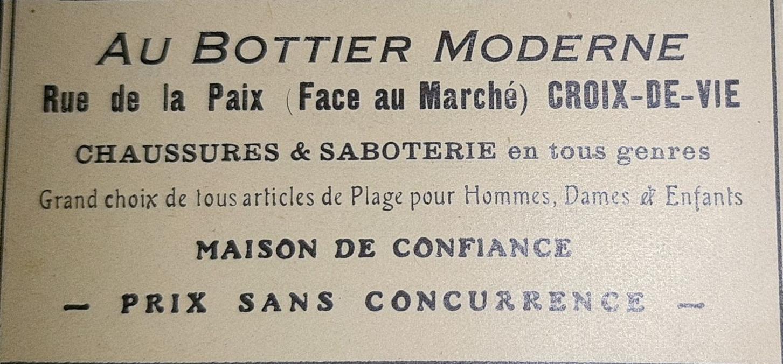 Au Bottier moderne