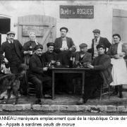 Croix-de-Vie Cafe Banneau