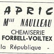 Caprice Mme Naulleau