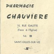 Chauvière