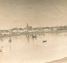 Croix-de-Vie, les rives de La Vie.