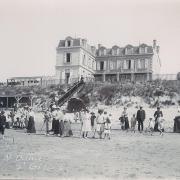 Saint-Gilles-sur-Vie, la villa Notre-Dame.