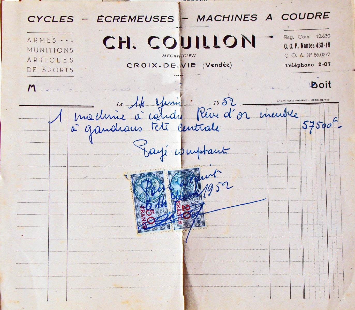 Couillon Ch