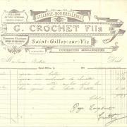 Crochet Fils G.
