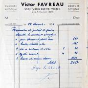 Favreau Victor