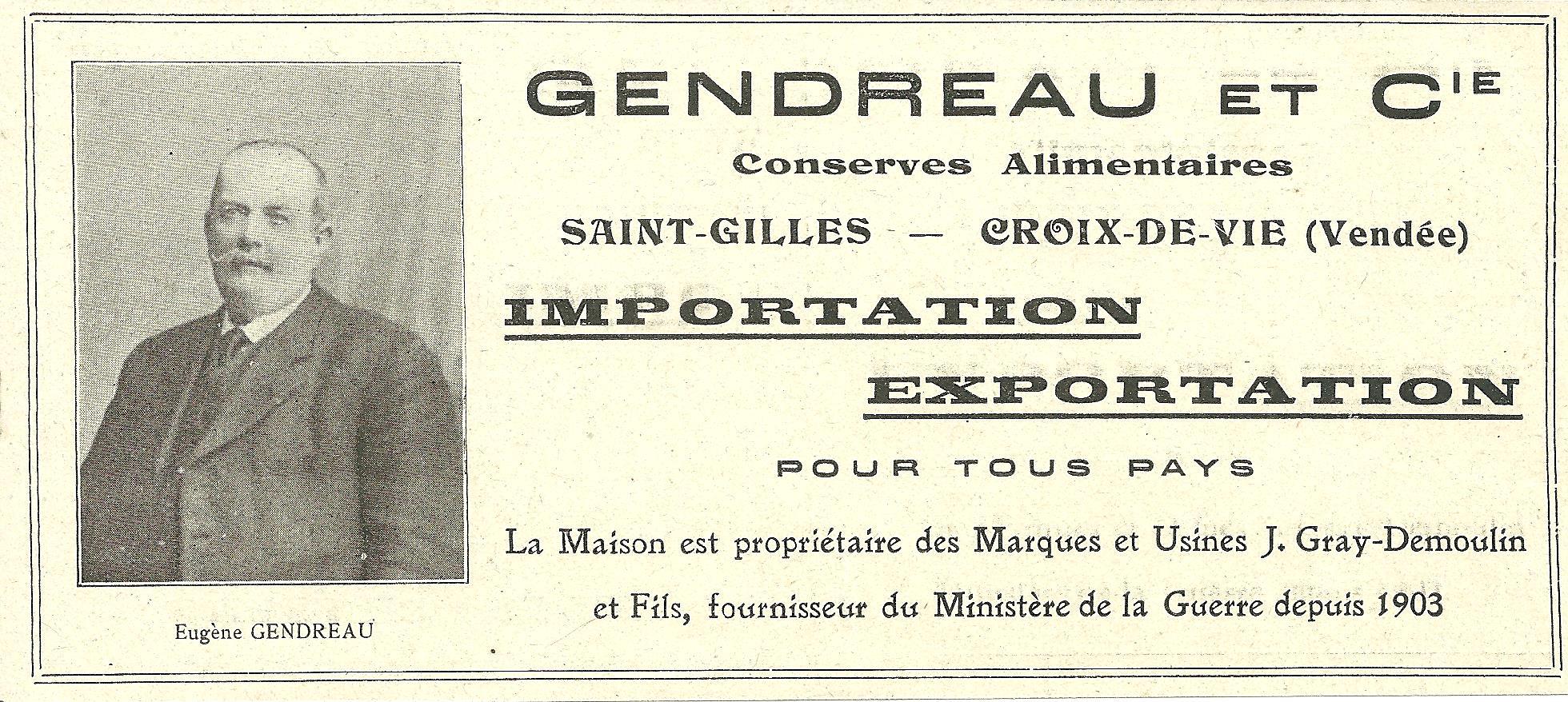Gendreau et Cie
