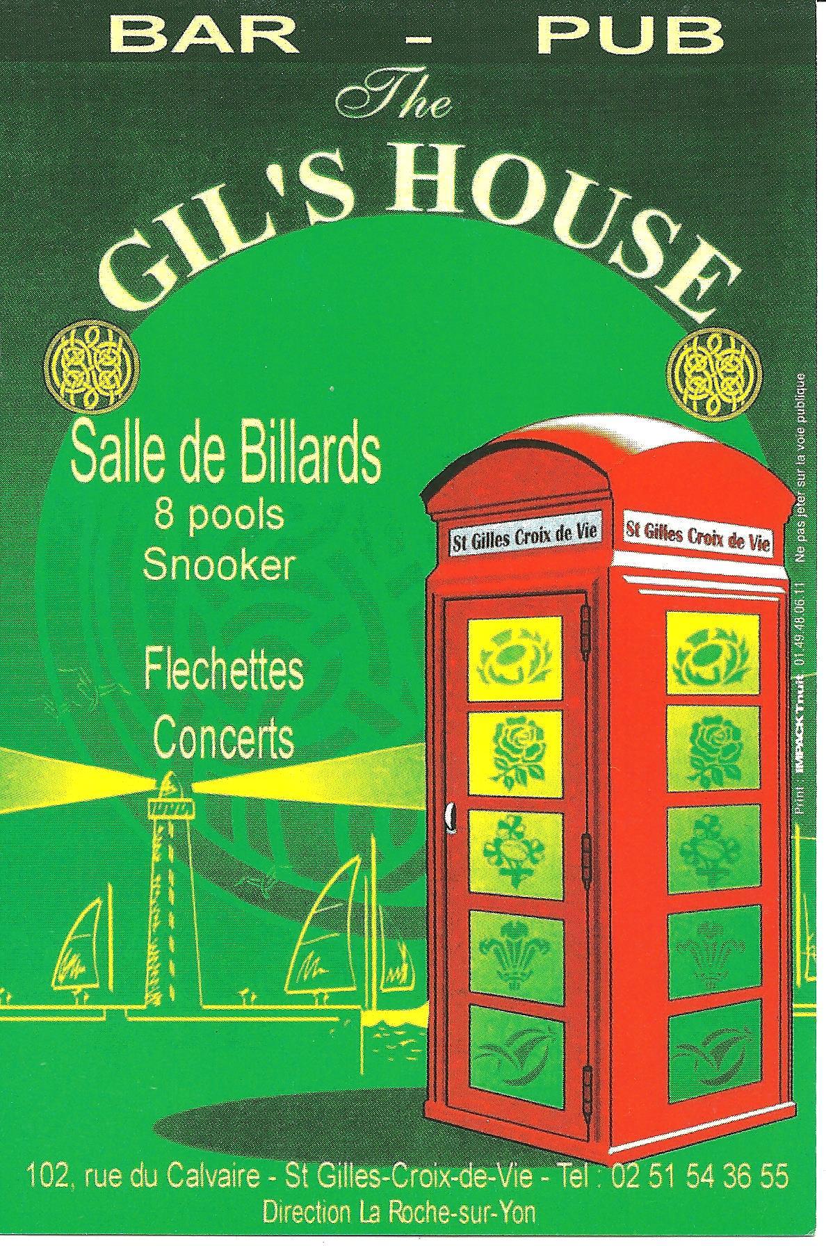 Gil's House