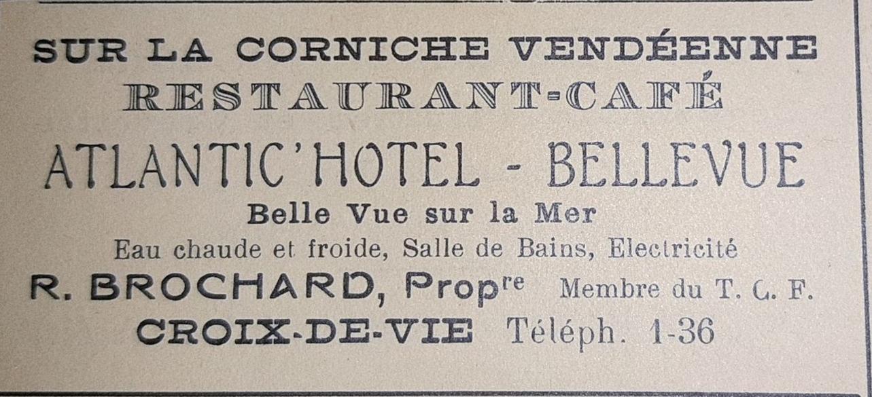 Hôtel Atlantic-Bellevue