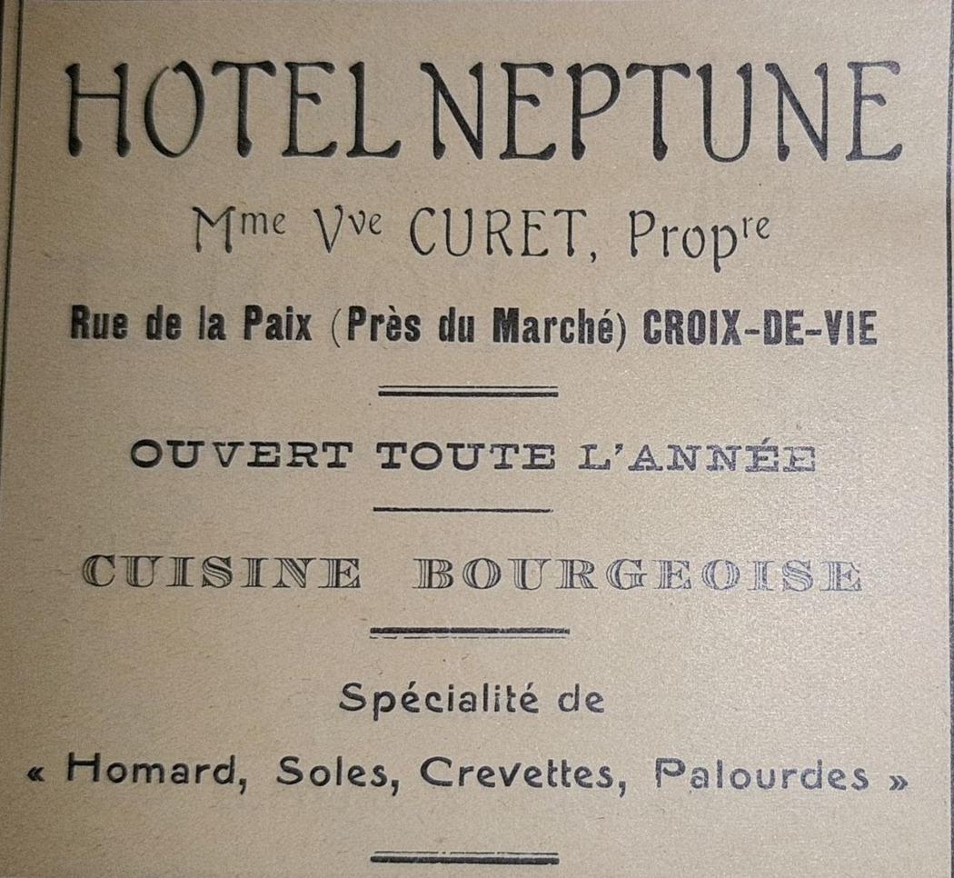 Hôtel Neptune