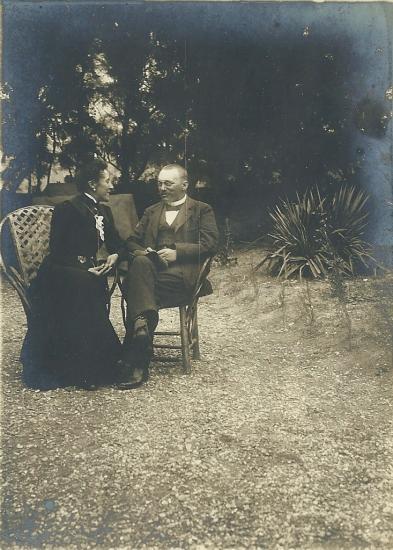 J Germain et Mr F. Caillard