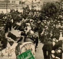 Saint-Gilles-Croix-de-Vie, fête de Jeanne d'Arc.