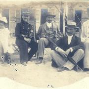 Famille Caillard vacances septembre 1900