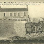 Croix-de-Vie, l'Hôtel de la plage.