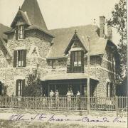 Croix-de-Vie, villa Sainte-Marie.