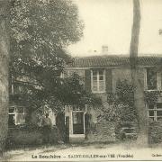 St-Gilles-sur-Vie, La Bouchère.